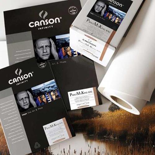 Canson PRINT MAKING RAG 310g