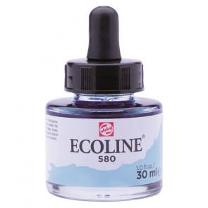 ECOLINE BLU PASTELLO 580