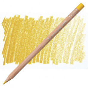 MATITA CARAN D'ACHE LUMINANCE 034 YELLOW OCHRE