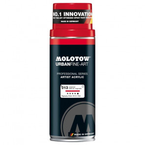 MOLOTOW SPRAY 400 ml N. 013   TRAFFIC RED