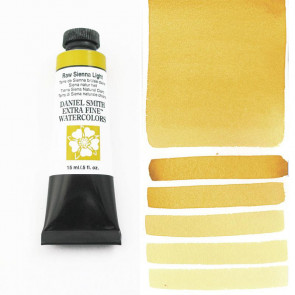 ACQUERELLO DANIEL SMITH 15ml  S1 RAW SIENNA LIGHT