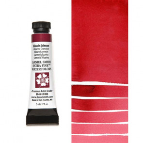 ACQUERELLO DANIEL SMITH 5ml S1 ALIZARIN CRIMSON