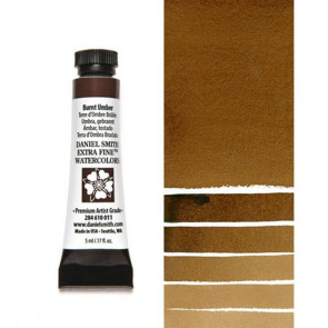 ACQUERELLO DANIEL SMITH 5ml S1 BURNT UMBER
