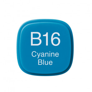 PENNARELLO COPIC MARKER B16   CYANINE BLUE