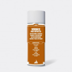 VERNICE PER RITOCCO BOMBOLA SPRAY 400 ml