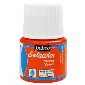SETACOLOR OPACO 45 ml ARANCIO