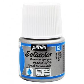 SETACOLOR OPACO 45 ml ARGENTO MOIRE'