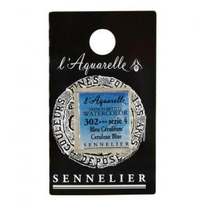 ACQUERELLI SENNELIER ½ GOD 302 S4 CERULEAN BLUE