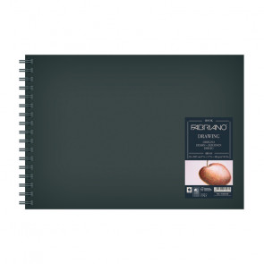 BLOCCO DRAWING 21X29,7 60 FOGLI 160 g/m² RILEGATI SPIRALE