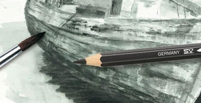 Faber Castell Grafite Aquarell
