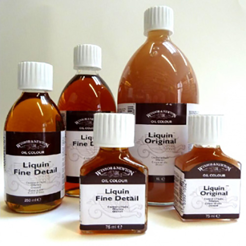 Medium Alchidici Liquin
