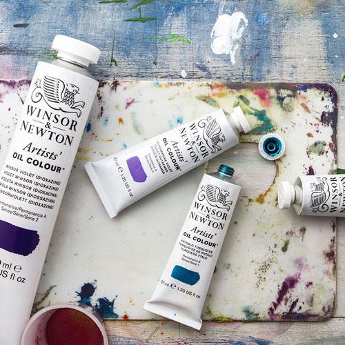 Colori ad olio Winsor & Newton