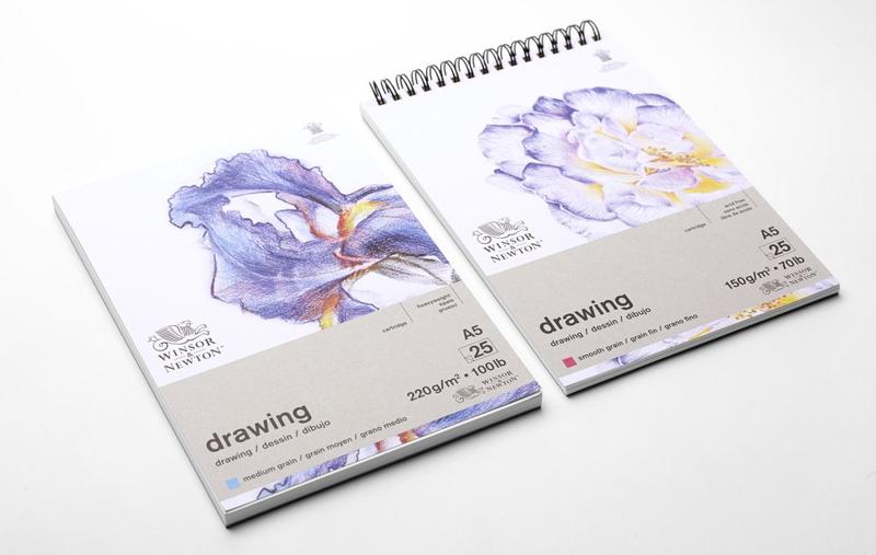 Winsor & Newton Draw & Sketch