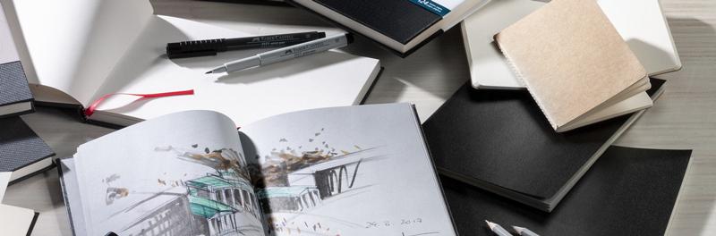 Fabriano Venezia Book