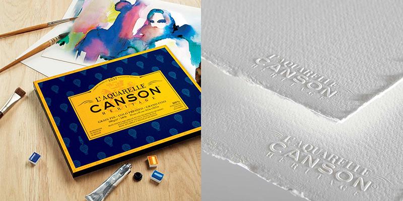 Canson Heritage 100% cotone
