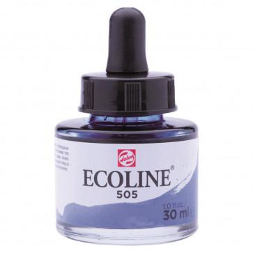 talens ecoline 30 ml          n. 505 ultramarine light