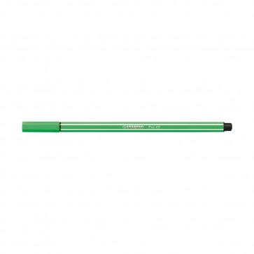 stabilo pen 68 n. 16          verde smeraldo chiaro
