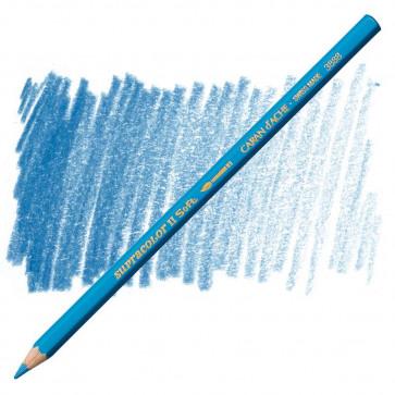 matita caran d'ache supracolor 155 bleu jeans