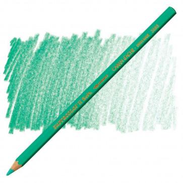 matita caran d'ache supracolor 201 vert veronese