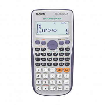 CALCOLATRICE CASIO SCIENTIFICA FX-570ES PLUS