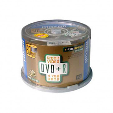 DVD+R MAXELL 4.7GB BOX/50