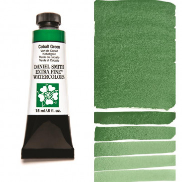ACQUERELLO DANIEL SMITH 15ml  S3 COBALT GREEN
