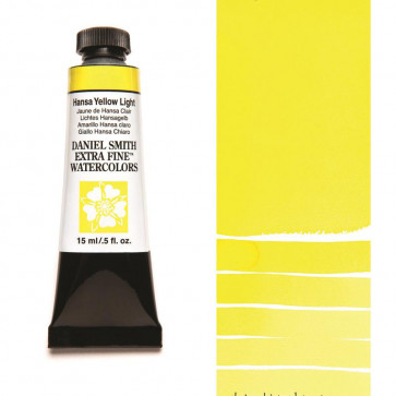 ACQUERELLO DANIEL SMITH 15ml  S1 HANSA YELLOW LIGHT