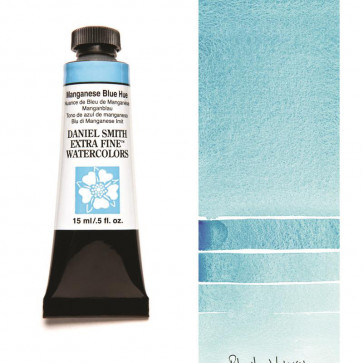 ACQUERELLO DANIEL SMITH 15ml  S1 MANGANESE BLUE HUE
