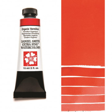 acquerello daniel smith 15ml  s2 organic vermillion