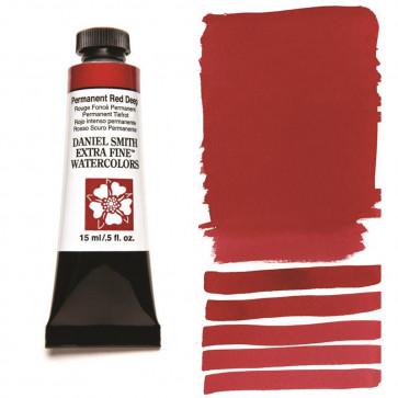 ACQUERELLO DANIEL SMITH 15ml  S1 PERMANENT RED DEEP