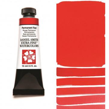 ACQUERELLO DANIEL SMITH 15ml  S1 PERMANENT RED