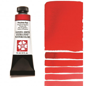 ACQUERELLO DANIEL SMITH 15ml  S3 PERYLENE RED