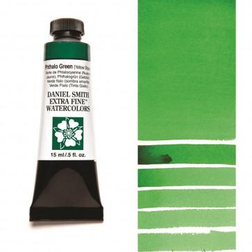ACQUERELLO DANIEL SMITH 15ml  S2 PHTALO GREEN (YELLOW SHADE)