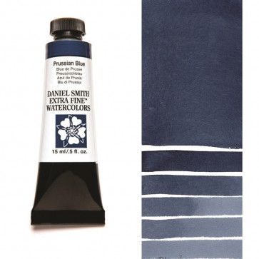 ACQUERELLO DANIEL SMITH 15ml  S1 PRUSSIAN BLUE