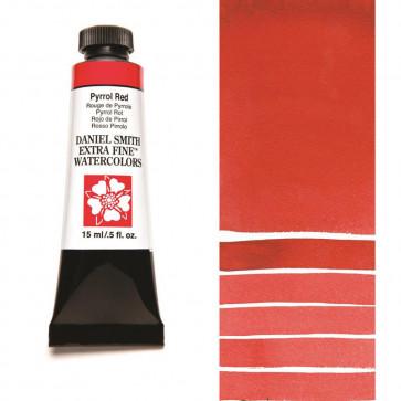 ACQUERELLO DANIEL SMITH 15ml  S3 PYRROL RED