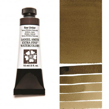 ACQUERELLO DANIEL SMITH 15ml  S1 RAW UMBER