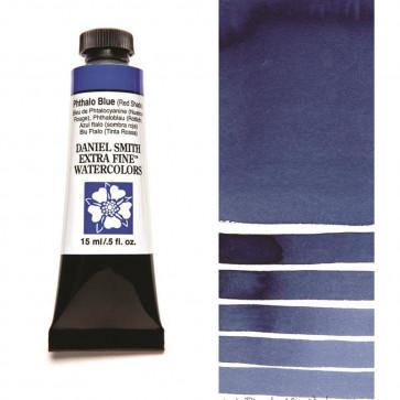 ACQUERELLO DANIEL SMITH 15ml  S1 PHTHALO BLUE (RED SHADE)