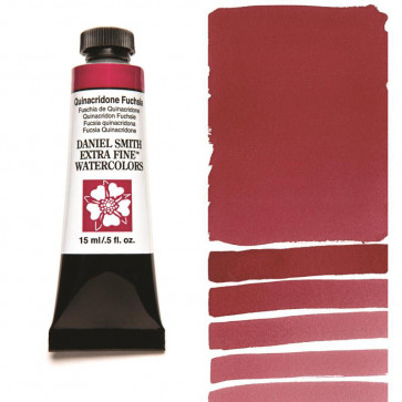 ACQUERELLO DANIEL SMITH 15ml  S2 QUINACRIDONE FUCHSIA
