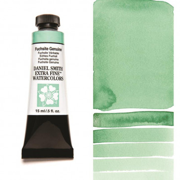 ACQUERELLO DANIEL SMITH 15ml  S2 FUCHSITE GENUINE