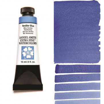 ACQUERELLO DANIEL SMITH 15ml  S2 VERDITER BLUE