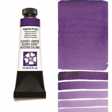 ACQUERELLO DANIEL SMITH 15ml  S2 IMPERIAL PURPLE