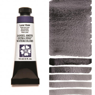 ACQUERELLO DANIEL SMITH 15ml  S2 LUNAR VIOLET