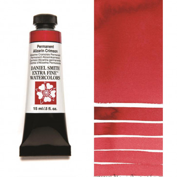 ACQUERELLO DANIEL SMITH 15ml  S2 PERMANENT ALIZARIN CRIMSON