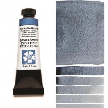 ACQUERELLO DANIEL SMITH 15ml  S4 BLUE APATITE GENUINE