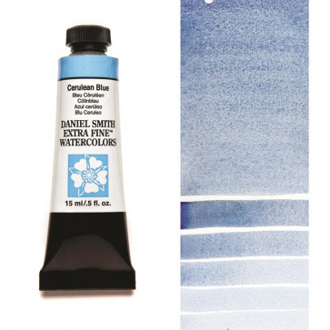 ACQUERELLO DANIEL SMITH 15ml  S3 CERULEAN BLUE