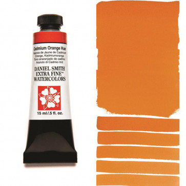 ACQUERELLO DANIEL SMITH 15ml  S3 CADMIUM ORANGE HUE