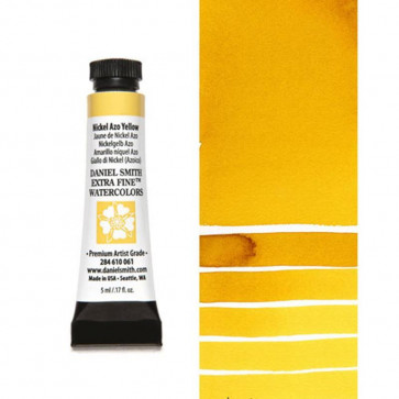 ACQUERELLO DANIEL SMITH 5ml S2 NICKEL AZO YELLOW