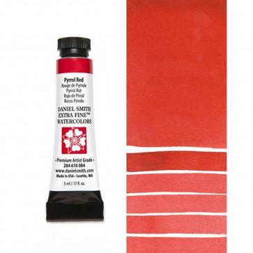 ACQUERELLO DANIEL SMITH 5ml S3 PYRROL RED