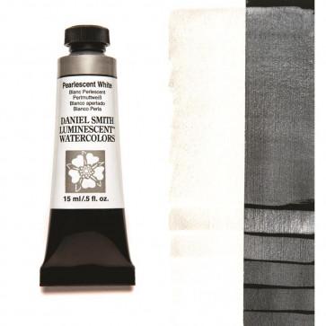 ACQUERELLO DANIEL SMITH 15ml  S1 PEARLESCENT WHITE
