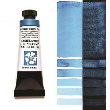 ACQUERELLO DANIEL SMITH 15ml  S1 IRIDESCENT ELECTRIC BLUE